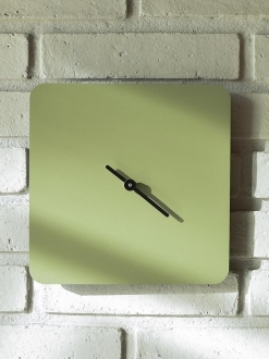 Reloj Minimo Cuadrado  – Toshi