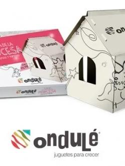 Promo Coco de apego + Casita de cartón ondulé