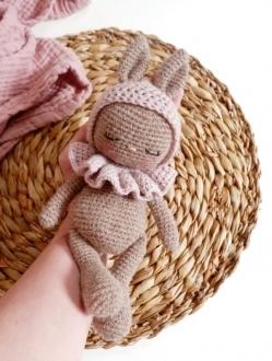 Kuniklo de apego bebé